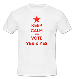 Keep Calm Yes&Yes - Ref.01013012