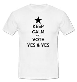 Keep Calm Yes&Yes - Ref.0101301