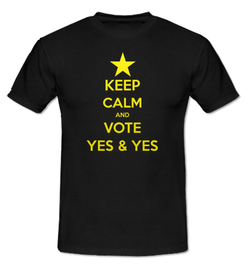 Keep Calm Yes&Yes - Ref.01013021