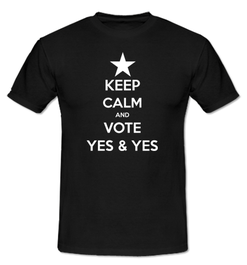 Keep Calm Yes&Yes - Ref.0101302
