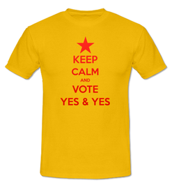 Keep Calm Yes&Yes - Ref.01013031