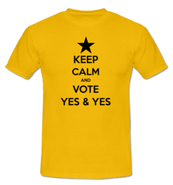Keep Calm Yes&Yes - Ref.0101303