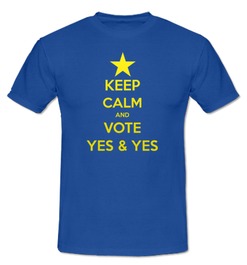 Keep Calm Yes&Yes - Ref.01013041