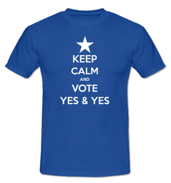 Keep Calm Yes&Yes - Ref.0101304