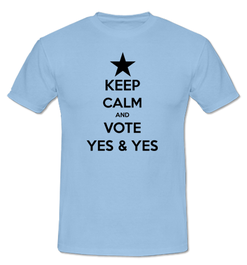 Keep Calm Yes&Yes - Ref.0101305