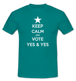 Keep Calm Yes&Yes - Ref.0101306