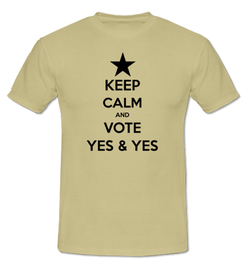 Keep Calm Yes&Yes - Ref.0101307