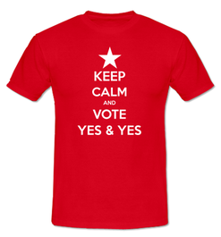 Keep Calm Yes&Yes - Ref.01013081