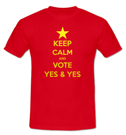 Keep Calm Yes&Yes - Ref.01013082
