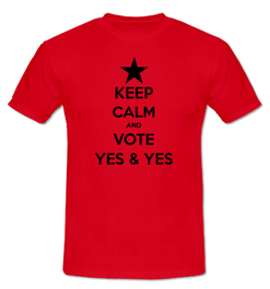 Keep Calm Yes&Yes - Ref.0101308
