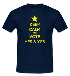 Keep Calm Yes&Yes - Ref.01013091