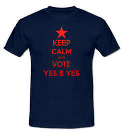 Keep Calm Yes&Yes - Ref.01013092