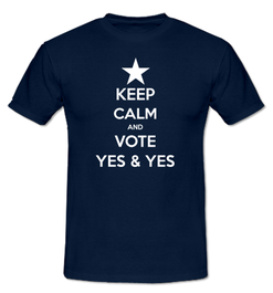 Keep Calm Yes&Yes - Ref.0101309