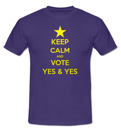 Keep Calm Yes&Yes - Ref.01013101