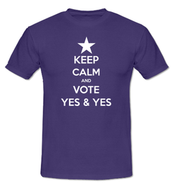 Keep Calm Yes&Yes - Ref.0101310