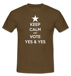 Keep Calm Yes&Yes - Ref.0101311