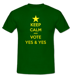 Keep Calm Yes&Yes - Ref.01013121