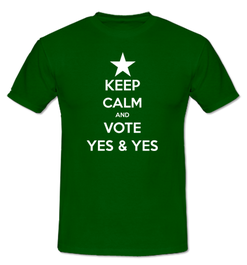 Keep Calm Yes&Yes - Ref.0101312