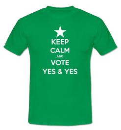 Keep Calm Yes&Yes - Ref.01013131