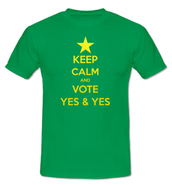 Keep Calm Yes&Yes - Ref.01013132