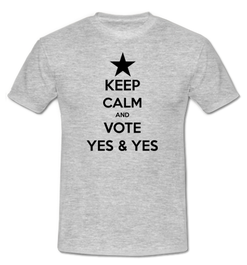 Keep Calm Yes&Yes - Ref.0101314