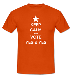 Keep Calm Yes&Yes - Ref.01013151