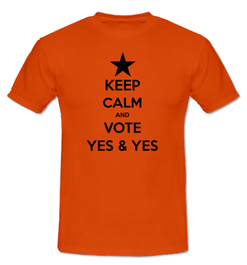 Keep Calm Yes&Yes - Ref.0101315