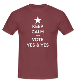 Keep Calm Yes&Yes - Ref.0101316