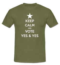 Keep Calm Yes&Yes - Ref.0101317