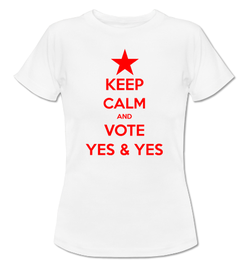 Keep Calm Yes&Yes - Ref.04010011