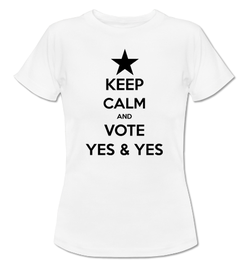 Keep Calm Yes&Yes - Ref.0401001