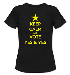Keep Calm Yes&Yes - Ref.04010021
