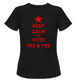 Keep Calm Yes&Yes - Ref.04010022