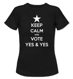 Keep Calm Yes&Yes - Ref.0401002