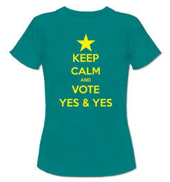 Keep Calm Yes&Yes - Ref.04010061