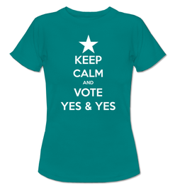 Keep Calm Yes&Yes - Ref.0401006