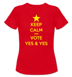 Keep Calm Yes&Yes - Ref.04010081