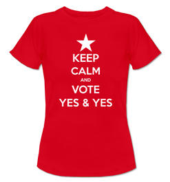 Keep Calm Yes&Yes - Ref.0401008