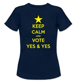 Keep Calm Yes&Yes - Ref.04010091