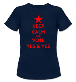 Keep Calm Yes&Yes - Ref.04010092