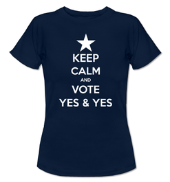 Keep Calm Yes&Yes - Ref.0401009