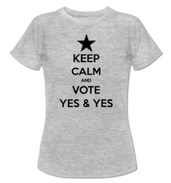 Keep Calm Yes&Yes - Ref.0401014