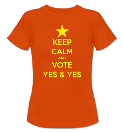 Keep Calm Yes&Yes - Ref.04010151
