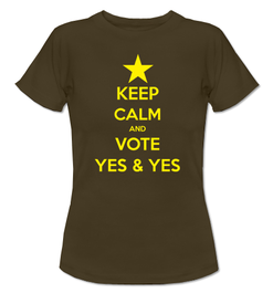Keep Calm Yes&Yes - Ref.04010171