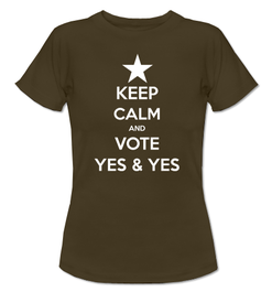 Keep Calm Yes&Yes - Ref.0401017