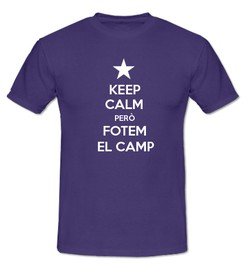 Keep Calm però Fotem al Camp - Ref.0102711